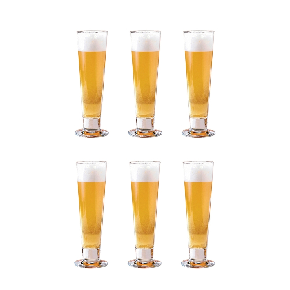 Ocean Viva啤酒杯420ml-6入組