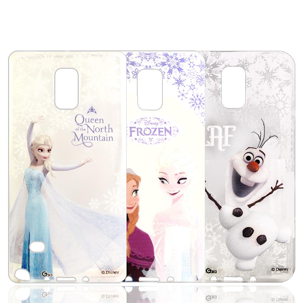 迪士尼冰雪奇緣 Samsung Galaxy Note 4 手機殼