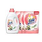白蘭 植萃皂1+3件超值組(2KGx1+ 1.6KGx3)_柔軟親膚