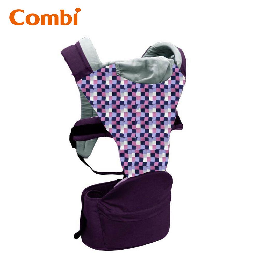 【Combi 康貝】Hipseat 折疊式坐墊背巾 (4色可任選)
