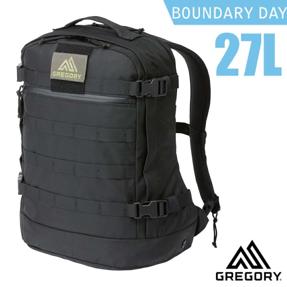 美國 GREGORY BOUNDARY DAY 27L 輕量軍用型後背包_黑色子彈