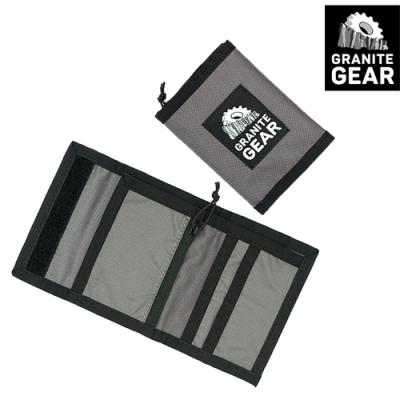 Granite Gear 1000166 UL Wallet 三折皮夾  / 燧石灰