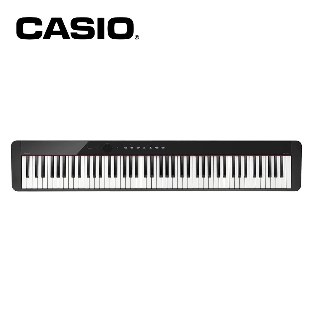 [無卡分期-12期] CASIO PX-S1000 88鍵數位電鋼琴 經典黑色款 @ Y!購物