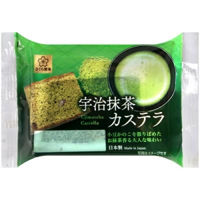 SunLavieen 宇治抹茶風味蛋糕-單片(40g)