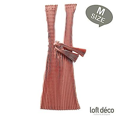 Loft Deco | P.Pleat | 皺褶背心袋 (M)