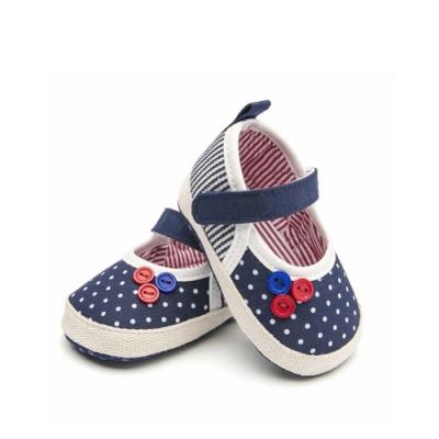 Baby童衣 寶寶學步鞋 寶寶點點嬰兒鞋 88262 (共一色)