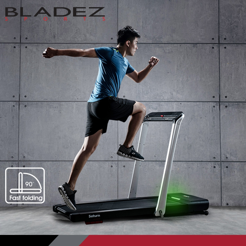 福利品【BLADEZ】SATURN P6 光導坡動跑步機
