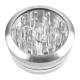 SharpStone-Clear Top-磨菸器/研磨器-2層式(銀色款) product thumbnail 1