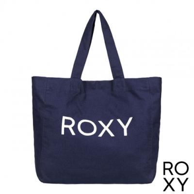 【ROXY】ANTI BAD VIBES 肩背包 海軍藍