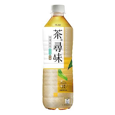 黑松 茶尋味台灣青茶(590mlx24入)