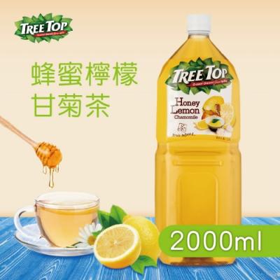 TREE TOP樹頂蜂蜜檸檬甘菊茶(2000ml/瓶)