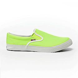 【AIRWALK】 無盡青春至尊系列便鞋-螢光黃