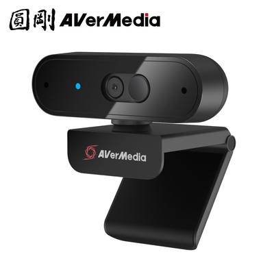 圓剛 PW310P 1080p 高畫質自動變焦網路攝影機