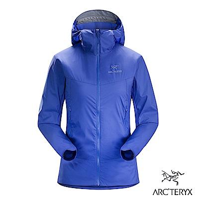 Arcteryx 始祖鳥 女 Atom SL 保暖化纖外套 青石藍