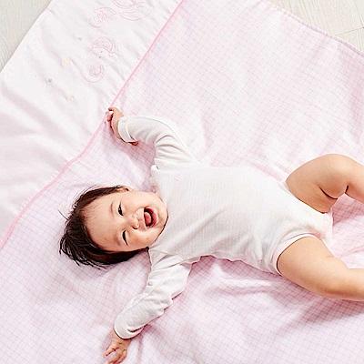 【麗嬰房】Les enphants 寶貝天絲兩用被 (2色可選) @ Y!購物