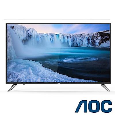 AOC 50吋 4K UHD 智慧聯網淨藍光液晶顯示器 LE50U7570