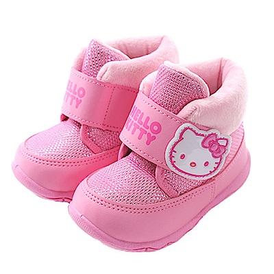 Hello Kitty保暖短靴 sk0592 魔法Baby