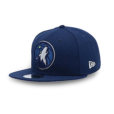 New Era 9FIFTY 950 NBA 球隊色帽 灰狼隊