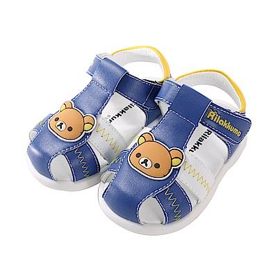 日本拉拉熊寶寶嗶嗶鞋 sk0739 魔法Baby