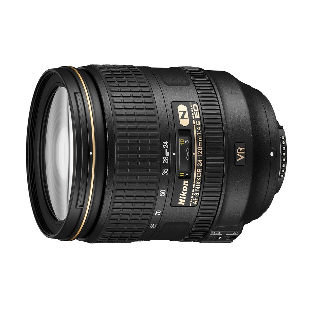 【快】Nikon AF-S NIKKOR 24-120mm f/4G ED VR*(平輸)