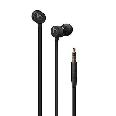 Beats urBeats3 入耳式耳機 - 3.5mm-新黑