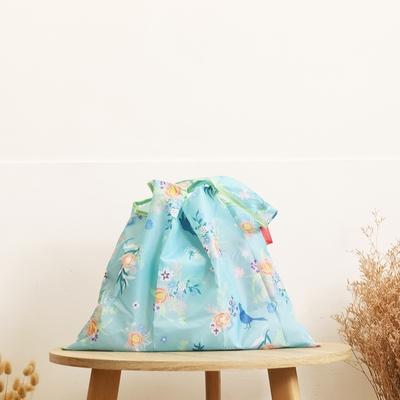 日本Prairie Dog 設計包/環保袋/購物袋/手提袋 - 飛鳥花頌