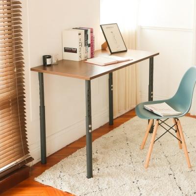 完美主義 高度可調圓腳工作桌/電腦桌/書桌/餐桌-100CM(8色)