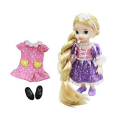 迪士尼公主系列 4吋迷你長髮公主