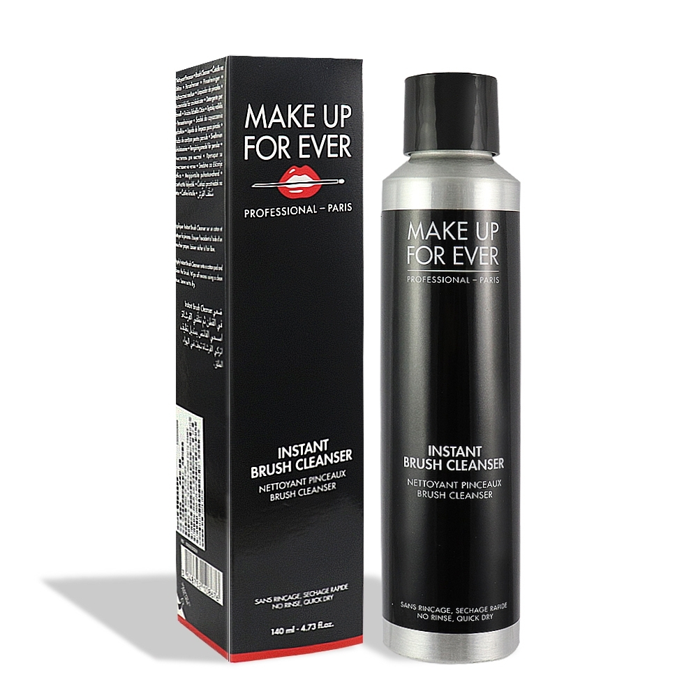 MAKE UP FOR EVER 專業刷具清潔液 140ml product image 1