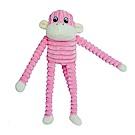 ZippyPaws就是愛吵鬧-小粉猴史賓賽  有聲玩具