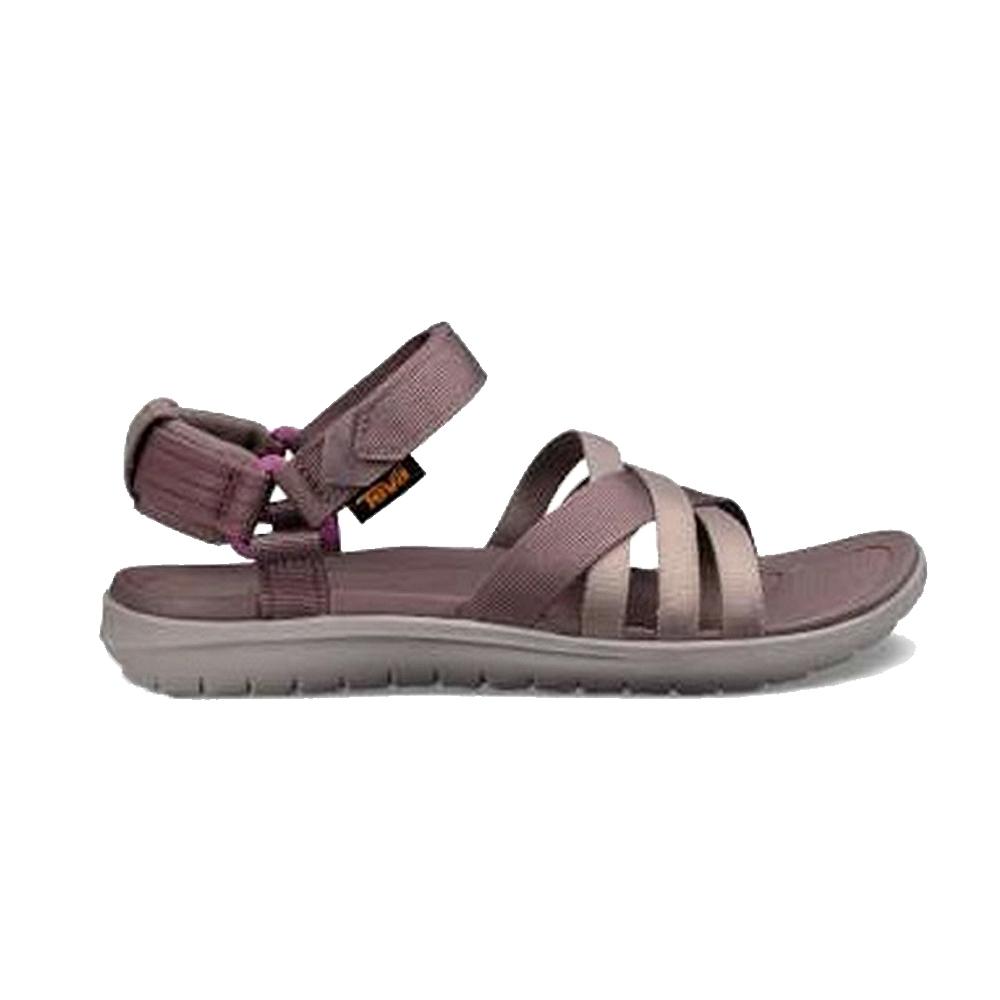 TEVA Sanborn Sandal 經典緹花織帶涼鞋 紫藕色 女