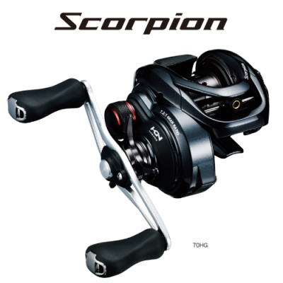 【SHIMANO】Scorpion 捲線器