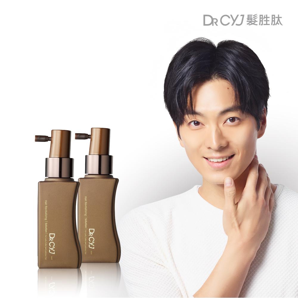 DR CYJ 髮胜月太賦活養髮液60ml(2入)