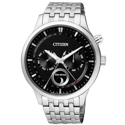 CITIZEN Eco-Drive 月夜星空光動能時尚男錶-AP1050-56E-42mm