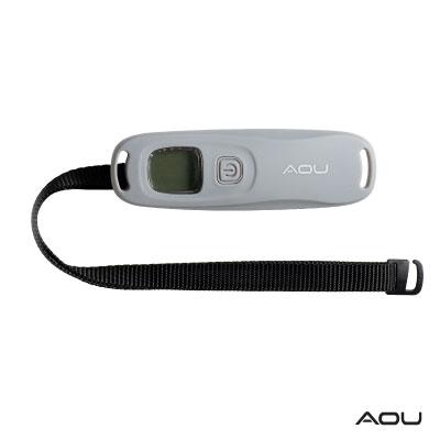 AOU 多功能行李秤 口袋型方便收納(多色任選)66-052