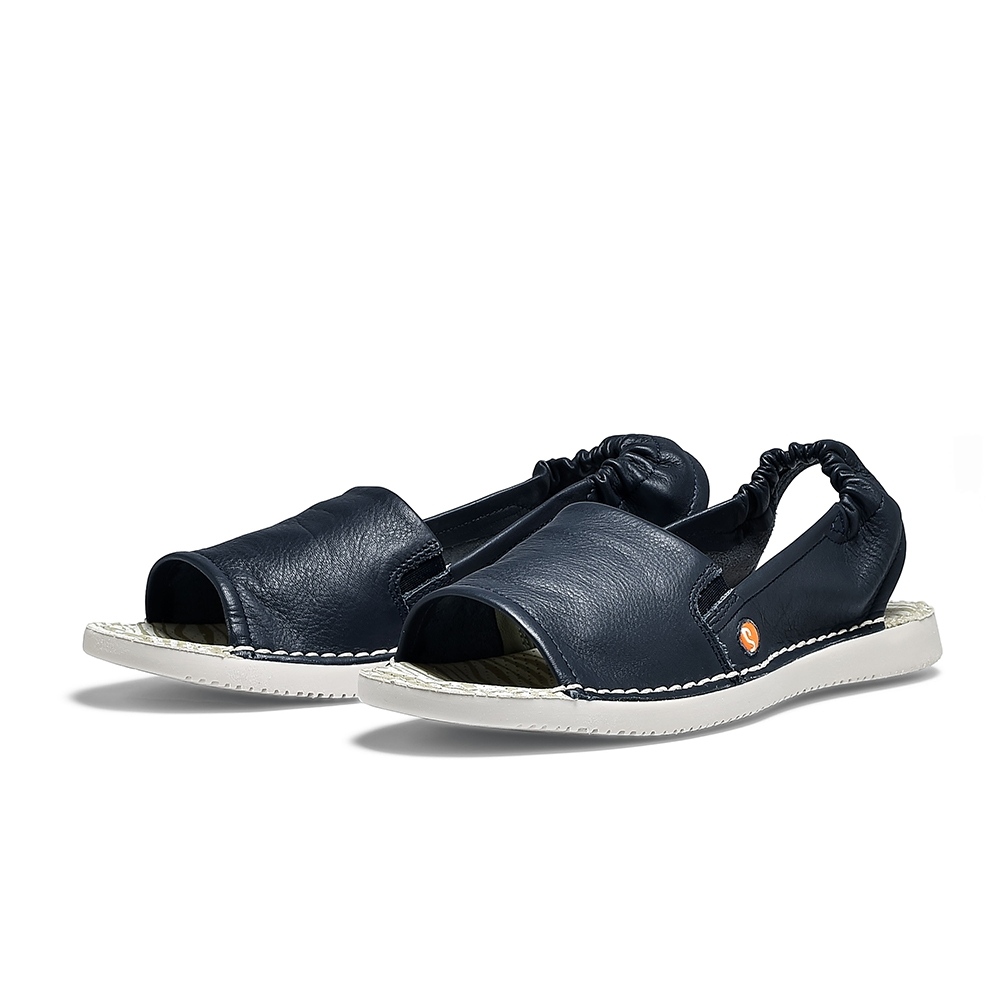 SOFTINOS TEE 涼鞋-海軍藍