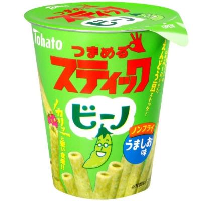 Tohato 比諾豌豆脆條-鹽味[杯裝] (40g)