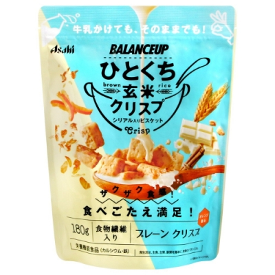 ASAHI 一口玄米餅(180g)