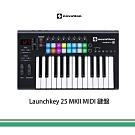 Novation Launchkey /25鍵MIDI鍵盤/