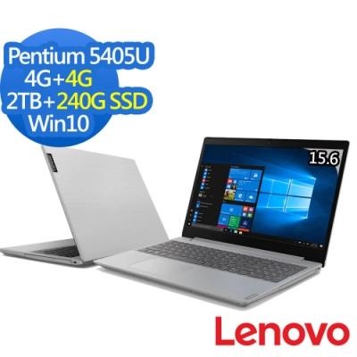 Lenovo L340 15吋筆電 Pentium 5405U/4G+4G/2T+240G