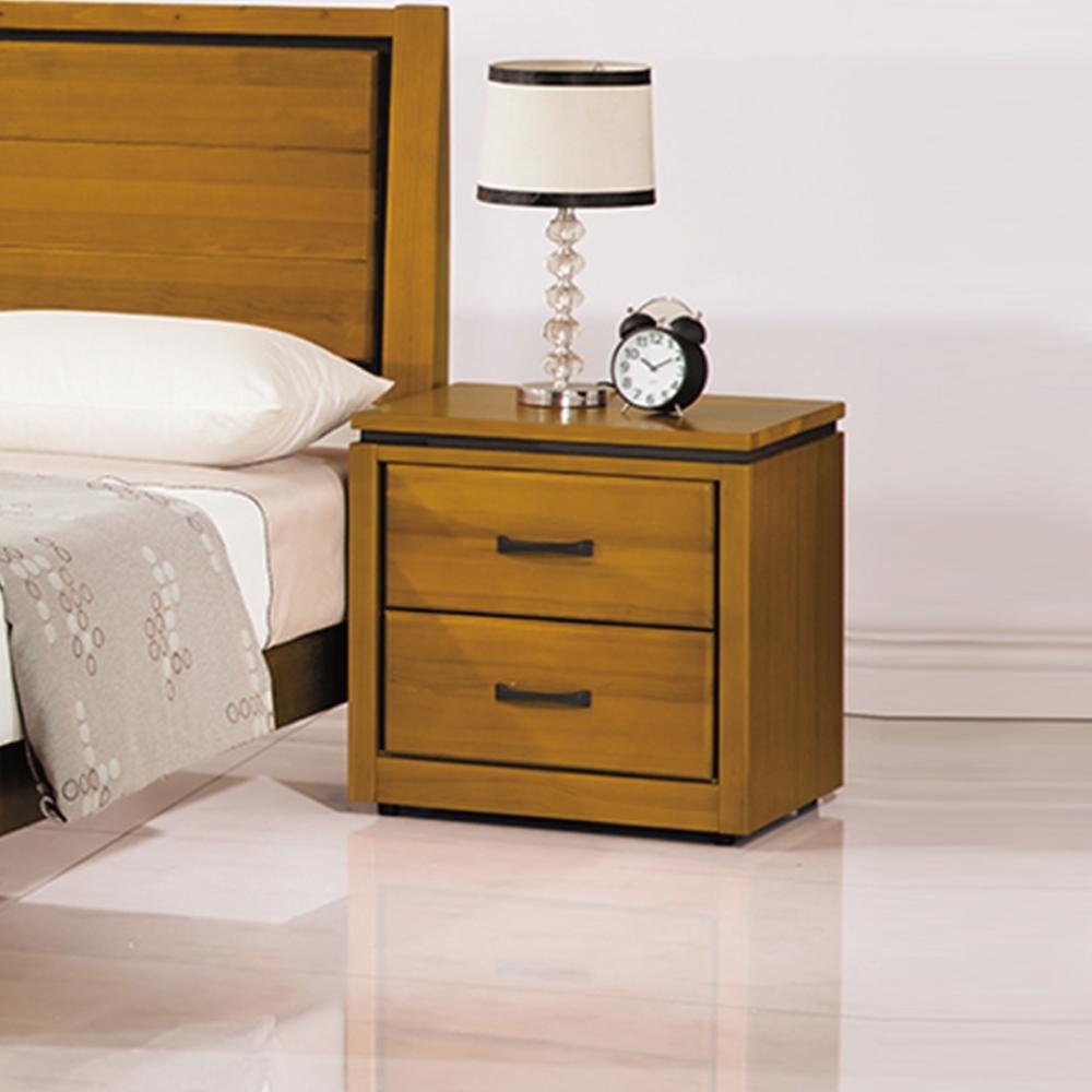 【AS】戴爾香檜床頭櫃-52x42x53cm