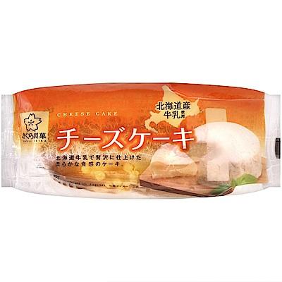 櫻花製果 日式和風起士小蛋糕(88g)