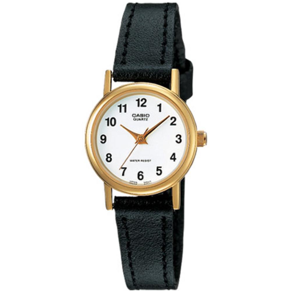 CASIO 小資女穿搭基本款女錶-白X阿拉伯數字刻(LTP-1095Q-7B)/20mm