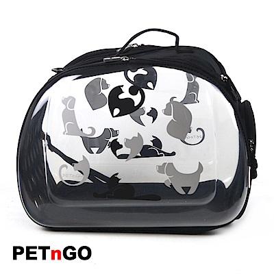 PETnGO 透明寵物提包