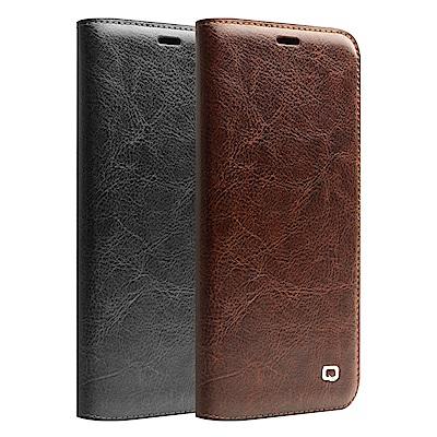 QIALINO SAMSUNG Galaxy S9+ 經典皮套(升級版)