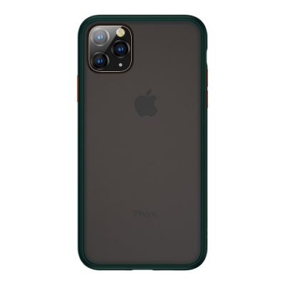 Benks iPhone11 Pro (5.8吋) 防摔膚感手機殼●墨綠