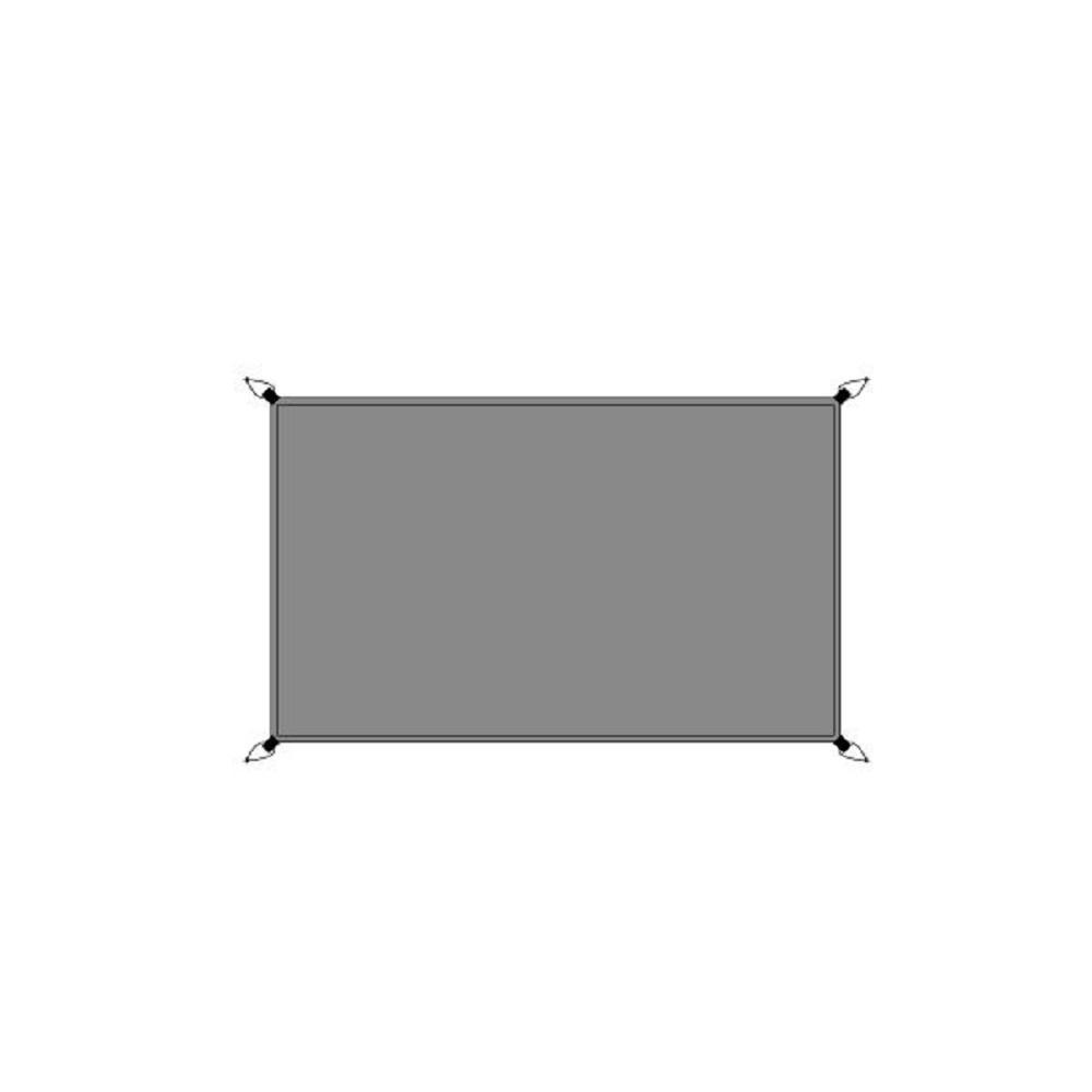 Snow Peak SSD-602-1 FAL 2 人二合一快速帳專用地布