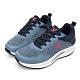 PLAYBOY 彩織玩色綁帶氣墊休閒鞋-藍-Y5737 product thumbnail 1