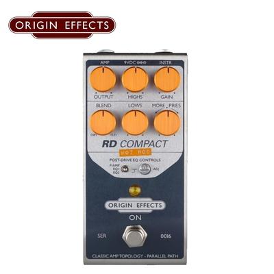 Origin Effects RevivalDrive Compact Hot Rod 效果器