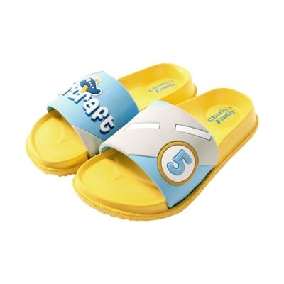 魔法Baby兒童人體工學設計足弓美型拖鞋 sd0631